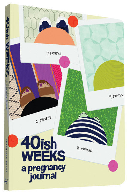 40ish Weeks - a pregnancy journal