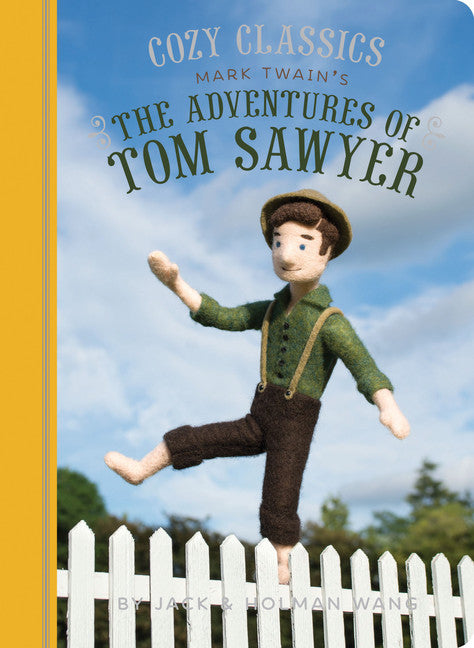 Cozy Classics - The Adventures of Tom Sawyer