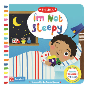 Big Steps: I'm Not Sleepy