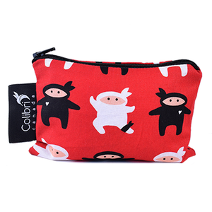Ninja Small Reusable Snack Bag by Colibri