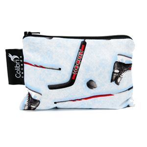 Hockey Small Reusable Snack Bag by Colibri