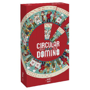 Circular Dominos - I Want To Be Career Theme