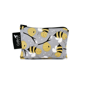Bumble Bee Small Reusable Snack Bag by Colibri