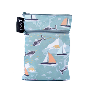 Narwhal Mini Double Duty Wetbag by Colibri