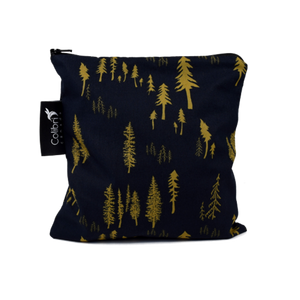 Forest Large Reusable Snack Bag by Colibri