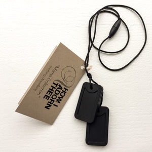 How I Adorn Thee :: Teething Jewellery :: Dog Tag (Unisex)