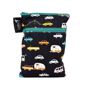 Road Trip Mini Double Duty Wetbag by Colibri