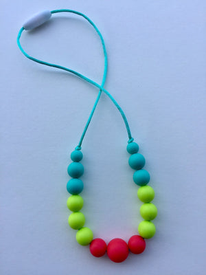 Melonade Kiddo Collection Teething Jewellery by How I Adorn Thee