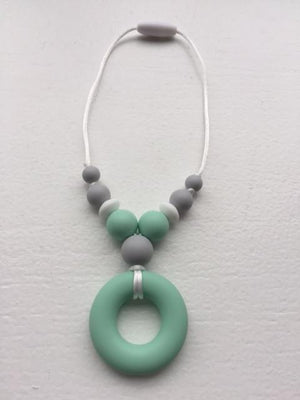 Mystic Moon Kiddo Collection Teething Jewellery by How I Adorn Thee