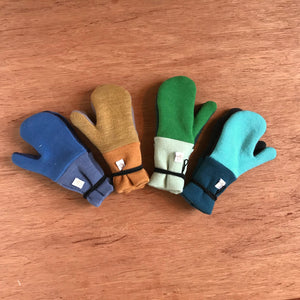 Bumby Wool Mittens (1-3 years)