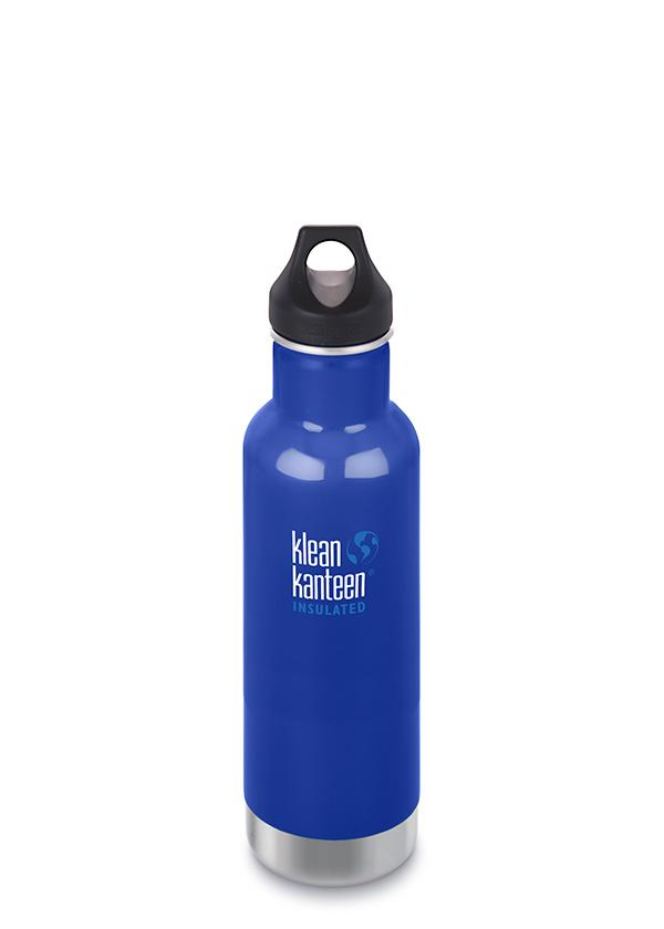 Klean Kanteen 20oz Insulated Loop Cap