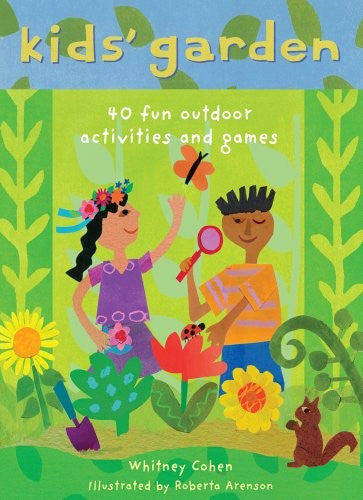 Kids' Garden Card Deck