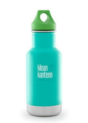 Klean Kanteen 12oz Kid Insulated with Loop Cap