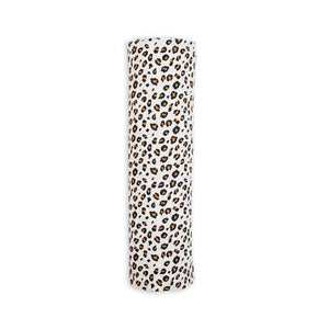 Leopard Lulujo Swaddle - Bamboo Modern Collection