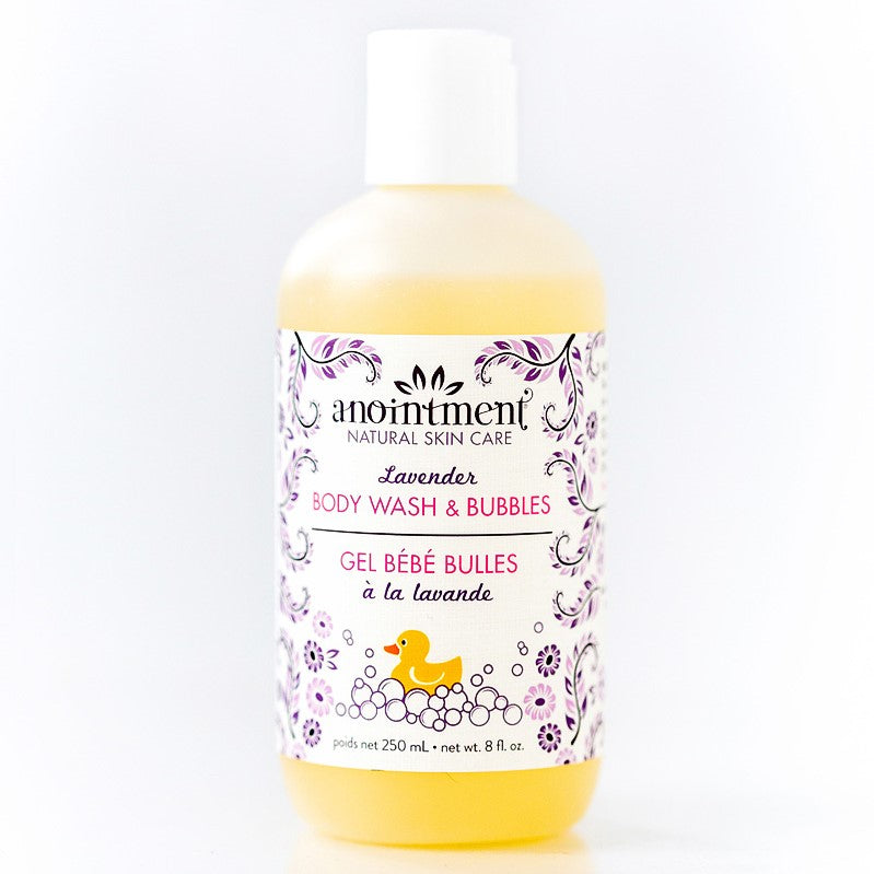 Anointment - Lavender Body Wash & Bubbles