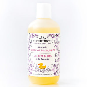 Anointment Body Wash & Bubbles - Lavender