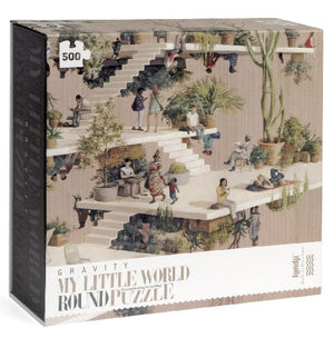 Gravity, My Little World Puzzle - 500 piece puzzle by Londji