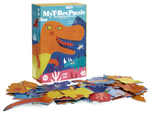 My T-Rex - 36 piece puzzle by Londji