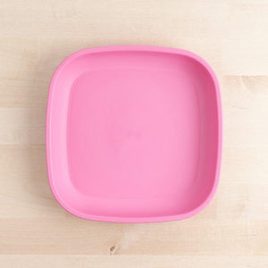 Bright Pink Re-Play Large Flat Plate