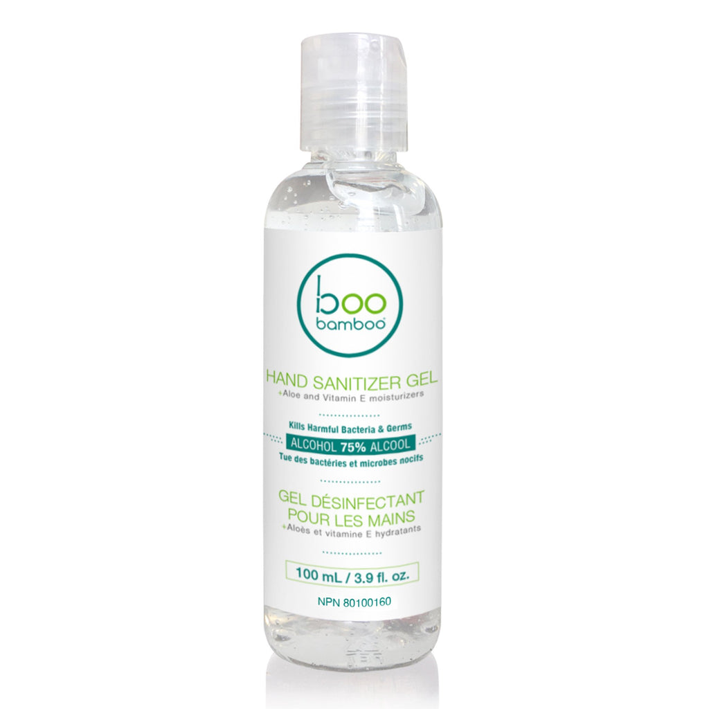 Boo Bamboo Hand Sanitizer Gel - 100ml