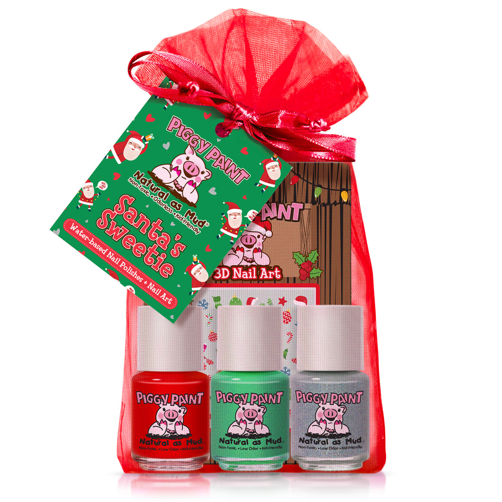 Piggy Paint - Santa's Little Helper Gift Set