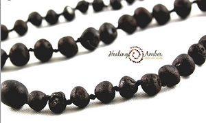 Raw Molasses necklace (13 inches)