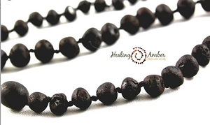 Raw Molasses necklace (11 inches)
