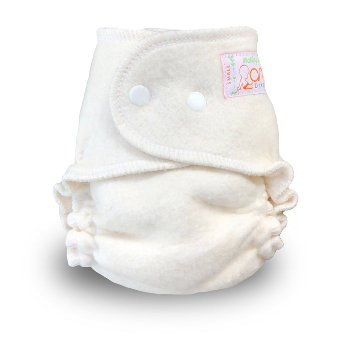 AMP Hemp Fitted Diaper