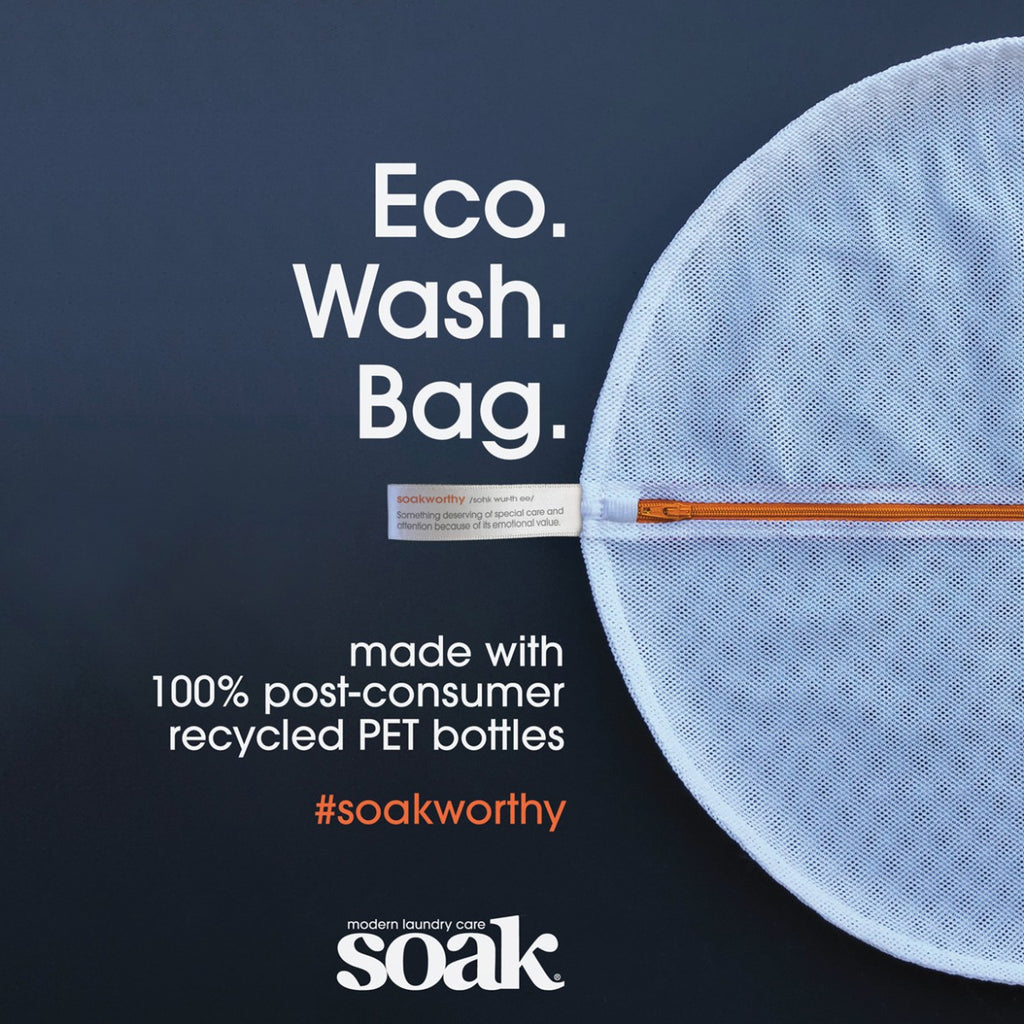 Soak Eco Wash Bag