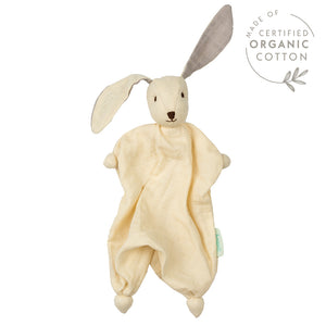 Hoppa Tino - Organic Muslin Bonding Doll - Cream