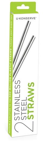 U Konserve Stainless Steel Drinking Straw