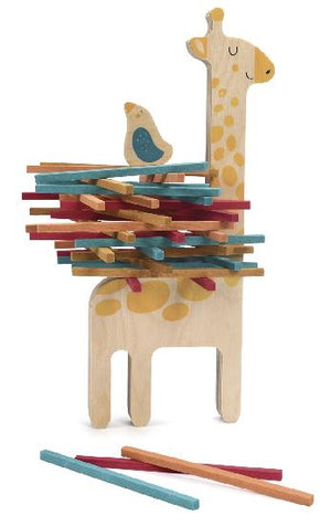 Matilda the Giraffe Balancing Game