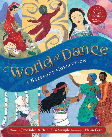 World of Dance: A Barefoot Collection (Paperback with audiobook access)