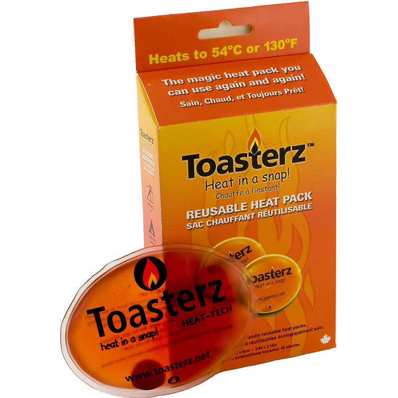 Toasterz Oval - 1 Pair