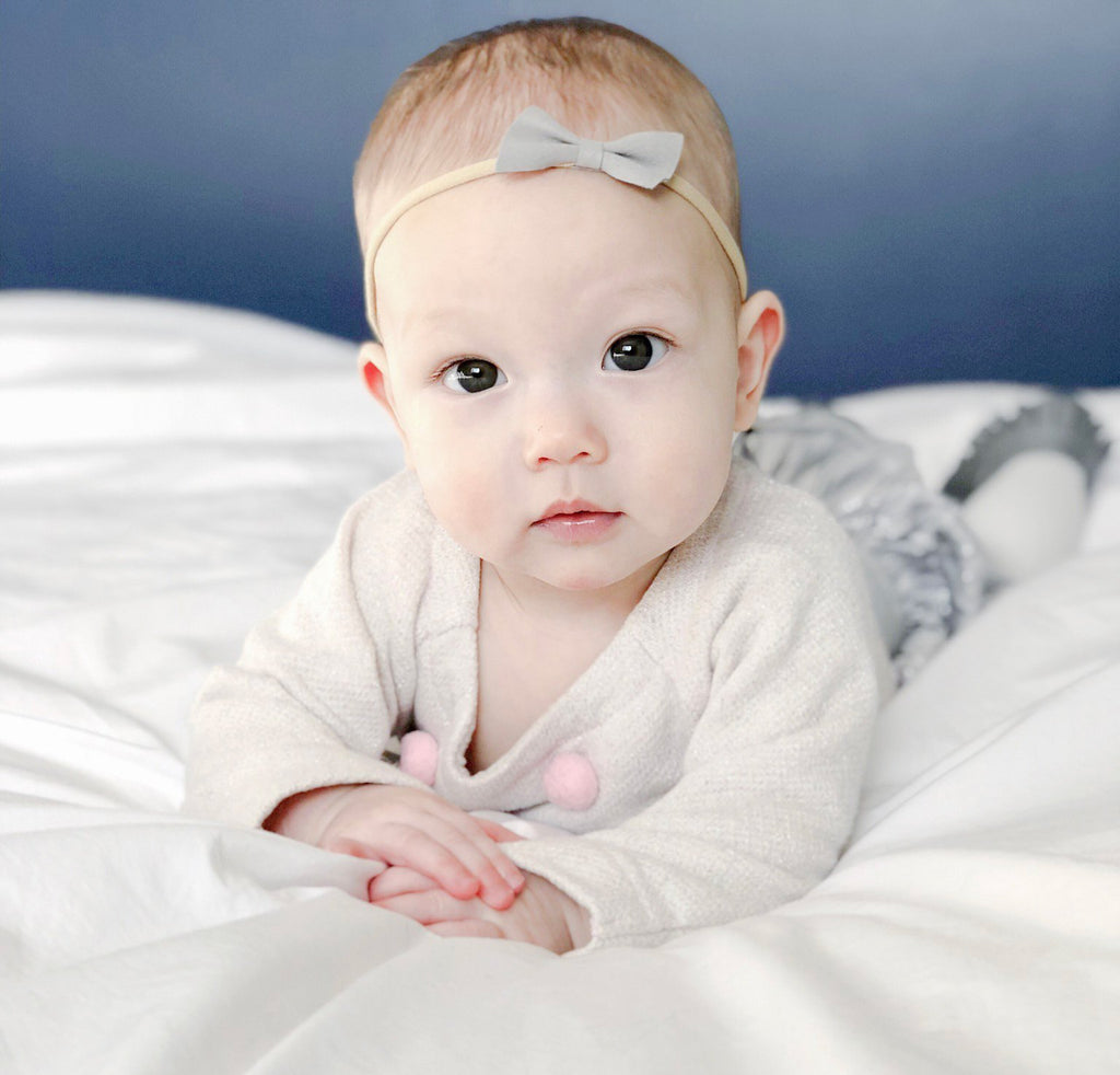 3 Pack Bow Headbands by Baby Wisp