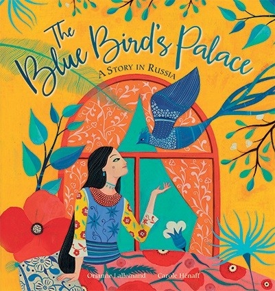 The Blue Bird's Palace - Paperback