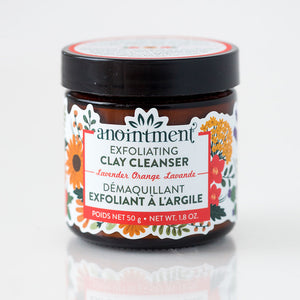 Anointment Exfloliating Clay Cleanser