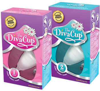 Diva Cup-Size 2