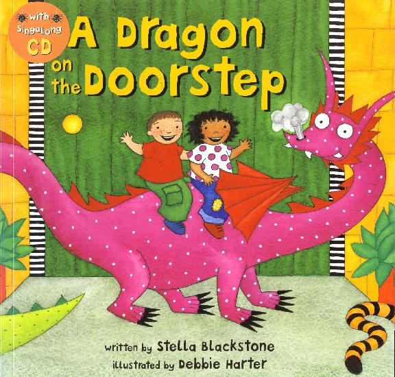 Dragon on the Doorstep - Paperback w/CD