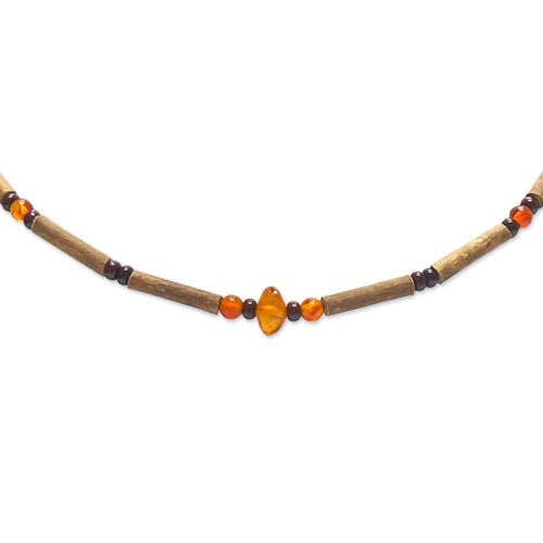 Pure Hazelwood Baby/Child Necklace-13 inches