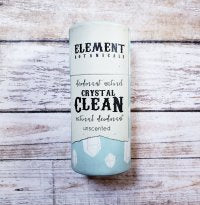 Element Botanicals natural deodorant