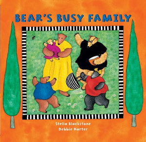 Bear's Busy Family (Paperback)