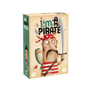 I'm a Pirate - 100 piece puzzle by Londji
