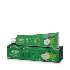 Green Beaver Toothpaste - Green Apple - 75ml