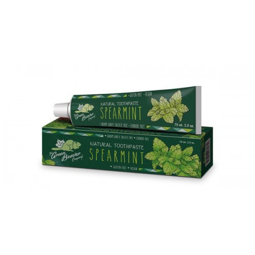 Green Beaver Toothpaste - Spearmint - 75ml