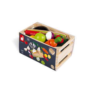 Janod Fruits and Vegetables Market Crate