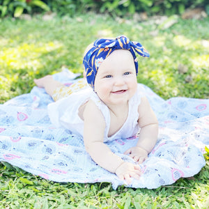 Top Knot Headband by Baby Wisp