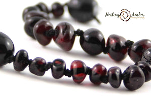 Molasses necklace (11 inches)