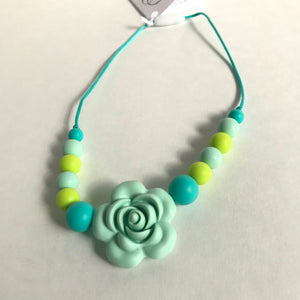 Ocean Flower Kiddo Collection Teething Jewellery by How I Adorn Thee
