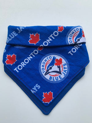 Blue Jays Fold-over Bib